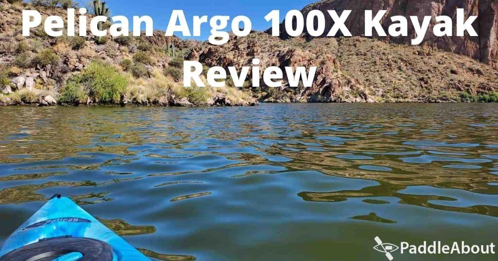 Pelican Argo 100X Kayak Review - Sunny day kayaking
