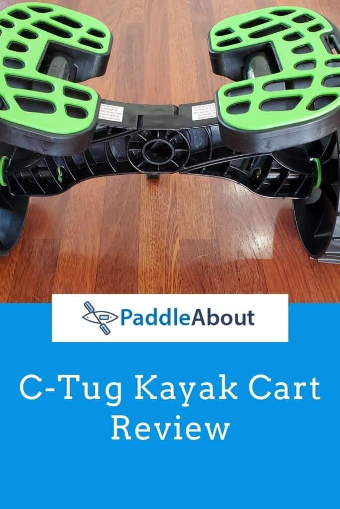 RAILBLAZA C-Tug Kayak Cart review