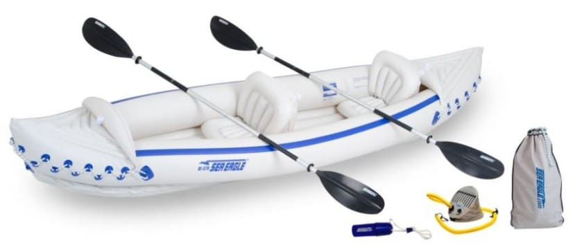 Sea Eagle 370 - Deluxe Package