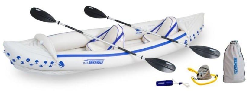 Sea Eagle 370 - Pro Package