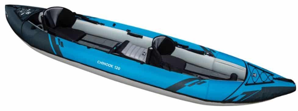 Best 3 person kayak - Aquaglide Chinook 120