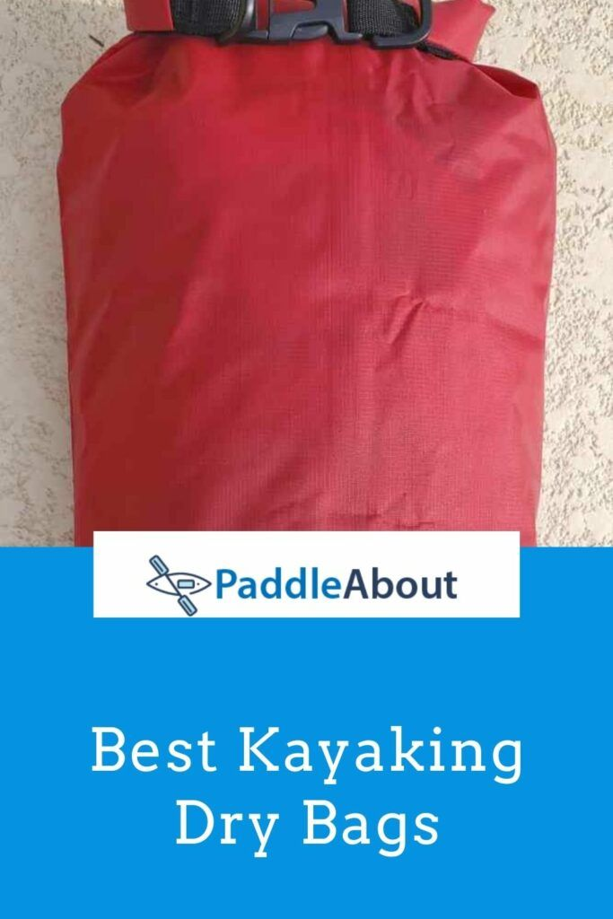 Best dry bag for kayaking - 10L dry bag filled with gear