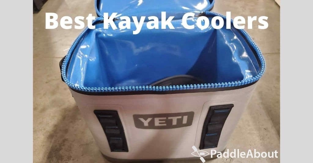 Best kayak cooler - Yeti soft sided cooler