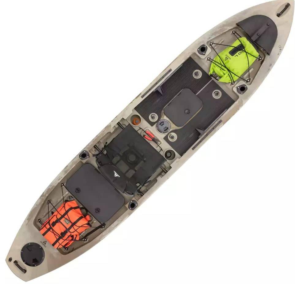 Best sit on top kayak Ascend 128T