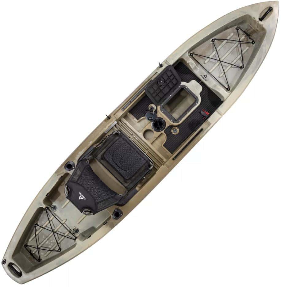 Best sit on top kayak Ascend 12T