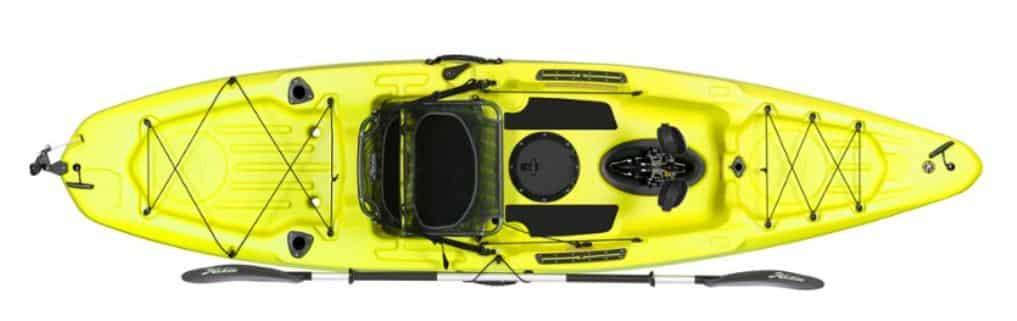 Best sit-on-top kayak - Hobie Mirage Passport