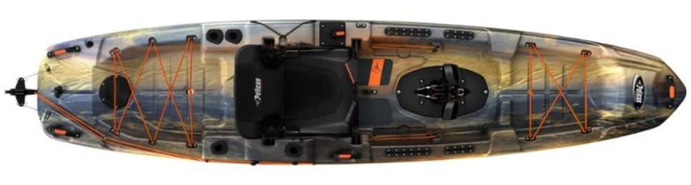 Best sit-on-top kayak Pelican Premium Catch