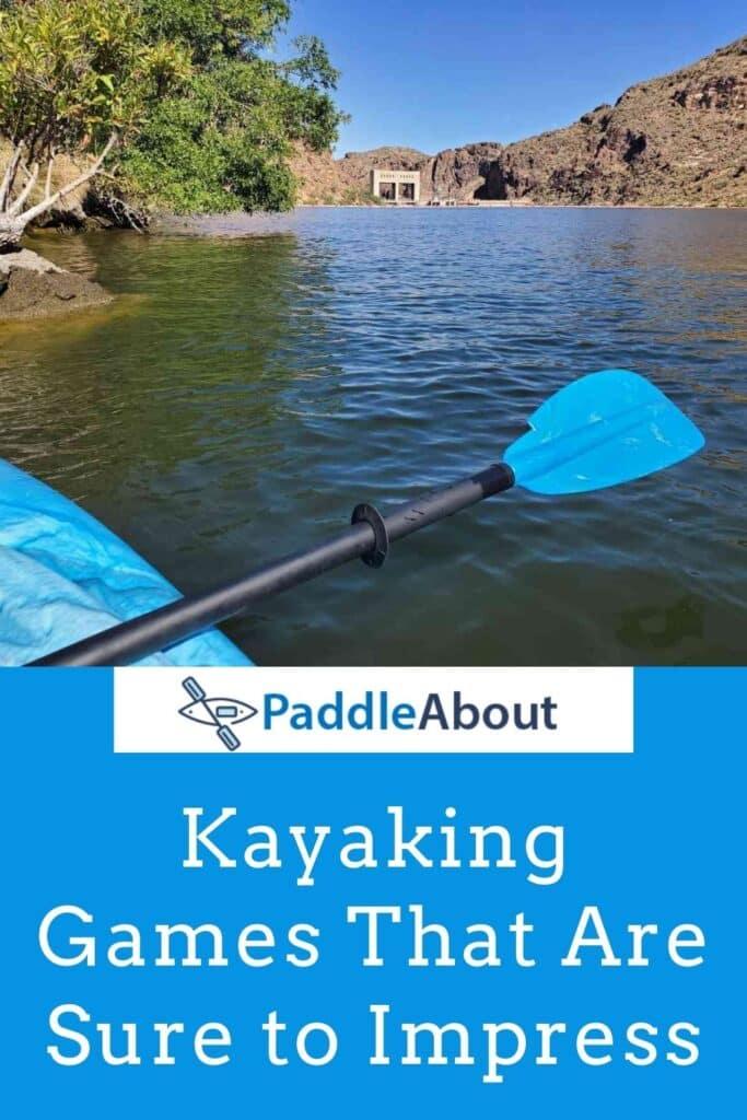 Fun Kayaking Games