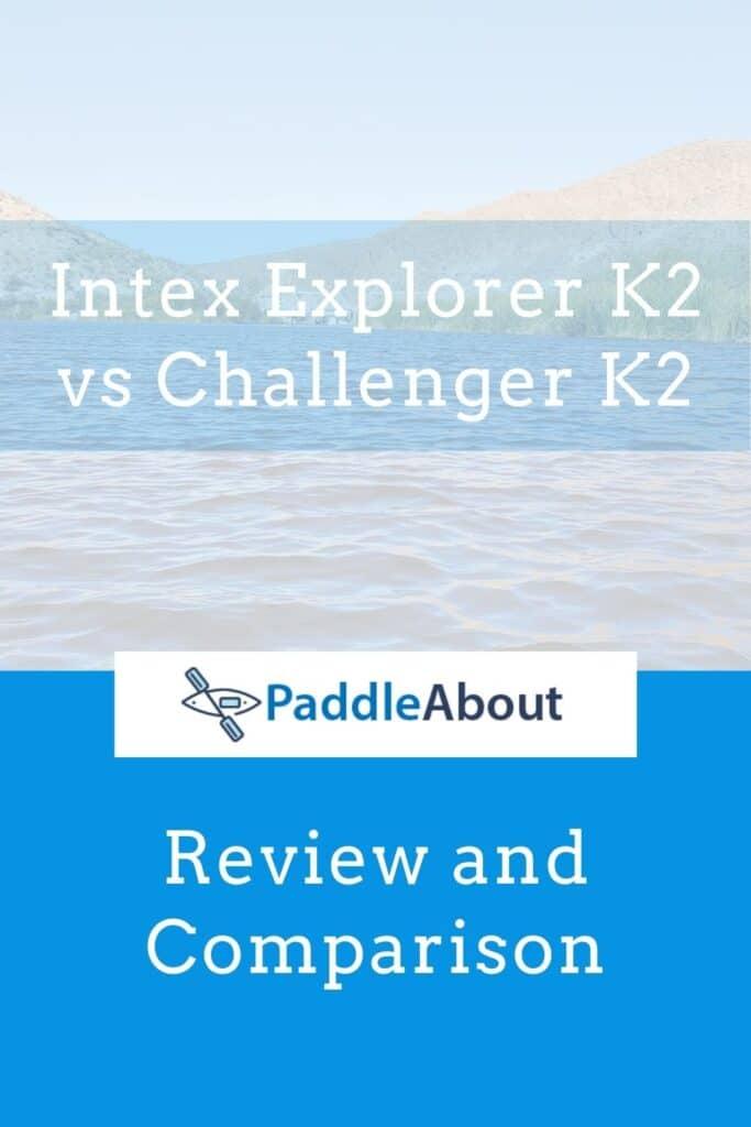 Intex Challenger K2 vs Explorer K2 - Review and comparison
